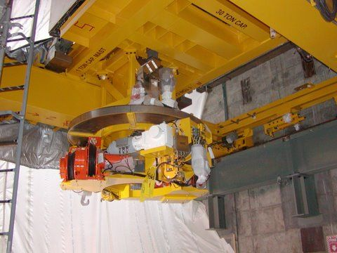 Stress Analysis For High Integrity Crane | ESI Projects